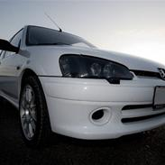 Peugeot 106 1,6  Rallye (solgt)