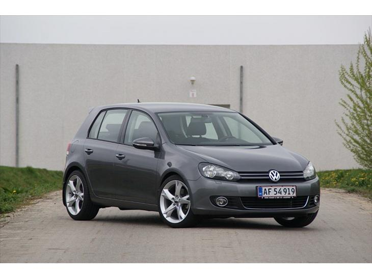 vw golf vi 1 4 tsi 160 hk 2010 en rigtig l kker vogn i en g. Black Bedroom Furniture Sets. Home Design Ideas
