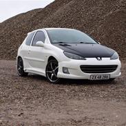 Peugeot 206 s16 *Solgt*