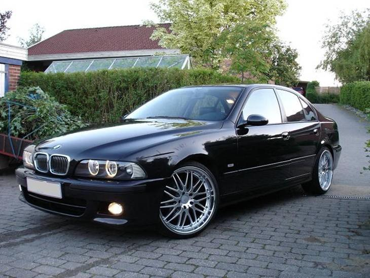 bmw 523i e39 1996 hentet i tyskland 2005 bil. Black Bedroom Furniture Sets. Home Design Ideas