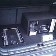 Audi A3 1,8 Turbo (Solgt)