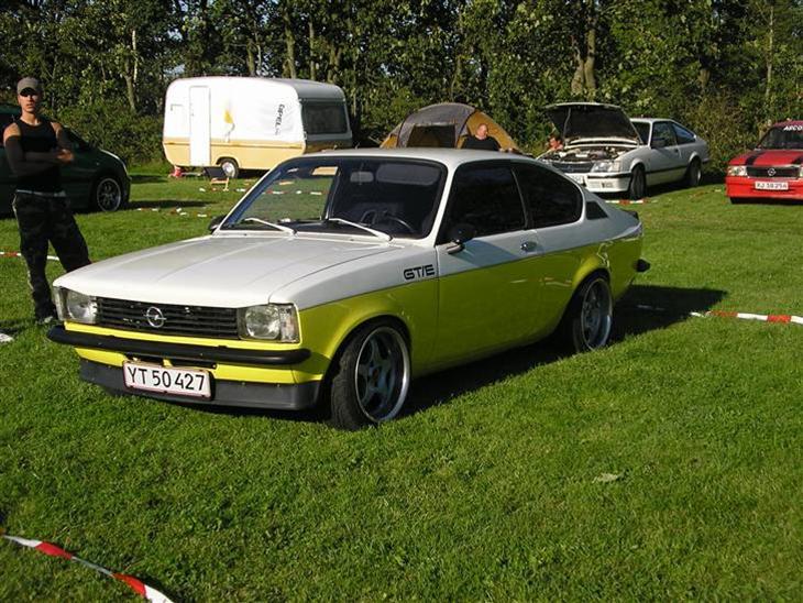 opel kadett c coupe gt e 16v 1976 bilen er org f dt. Black Bedroom Furniture Sets. Home Design Ideas