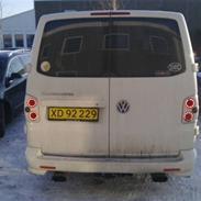 VW Transporter T5 - SOLGT
