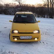Fiat cinquecento(solgt)