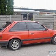 Mazda 323 1,6i GTX (solgt)