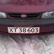 Kia Sephia (solgt)
