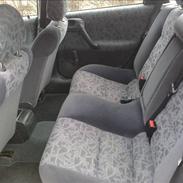 Opel vectra b totalskadet :(