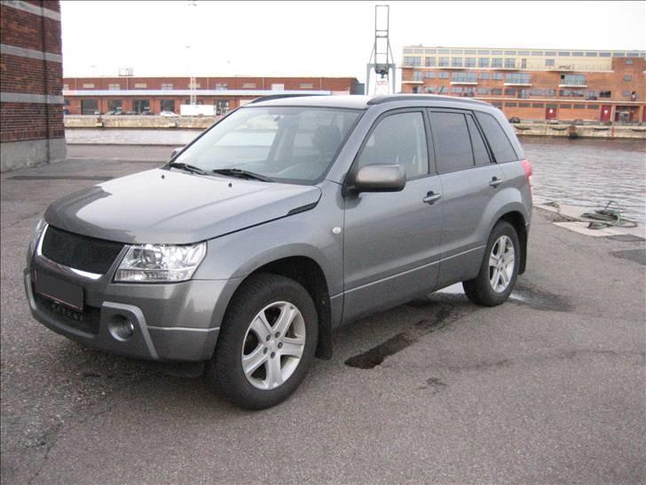 Suzuki Grand Vitara billede 5