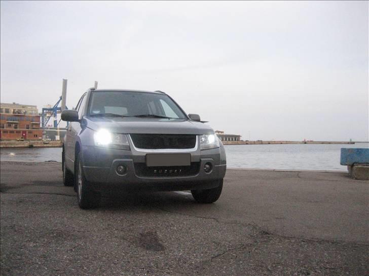 Suzuki Grand Vitara billede 6