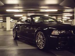 BMW E46 323i 2.5