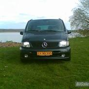 Mercedes Benz V 230 turbo diesel  SOLGT