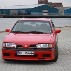 Nissan primera 2.0 e/gt byttet