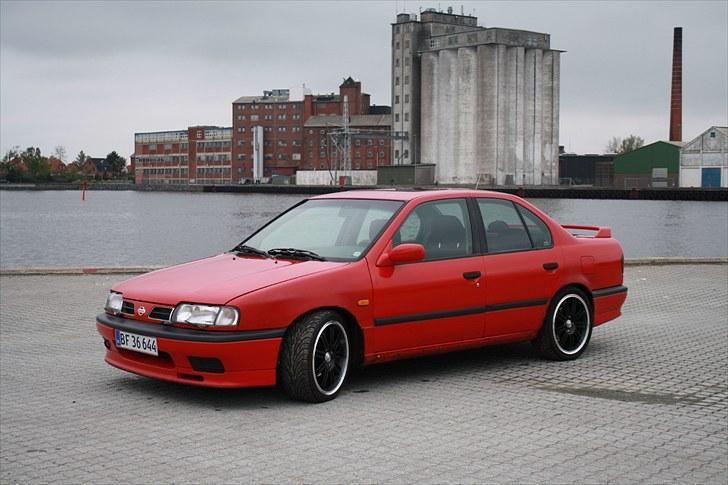 Nissan primera 2.0 e/gt byttet billede 1