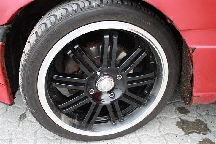 Nissan primera 2.0 e/gt byttet billede 10