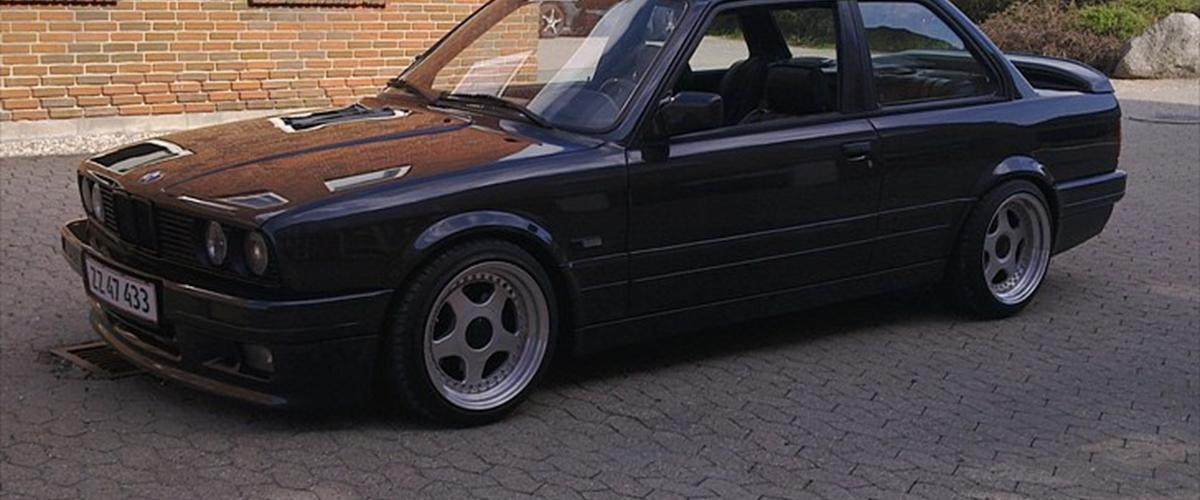 bmw e30 325i m technik 2 1991 hentet fra k ln farven. Black Bedroom Furniture Sets. Home Design Ideas