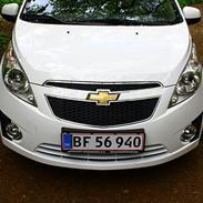 Chevrolet Spark LS (TOTALSKADET)