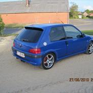 Peugeot 106 XR Solgt