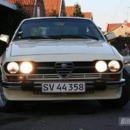 Alfa Romeo GTV Solgt