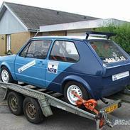 VW Golf 1 Solgt (folkeracer)