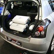 Suzuki Swift 1,3L 16v SOLGT