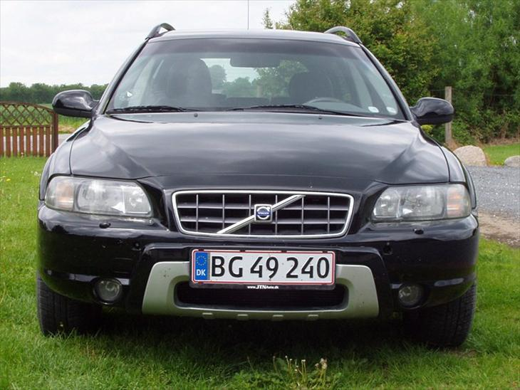 volvo xc 70 cross country 2001 tidliger akut bil bilen ha. Black Bedroom Furniture Sets. Home Design Ideas