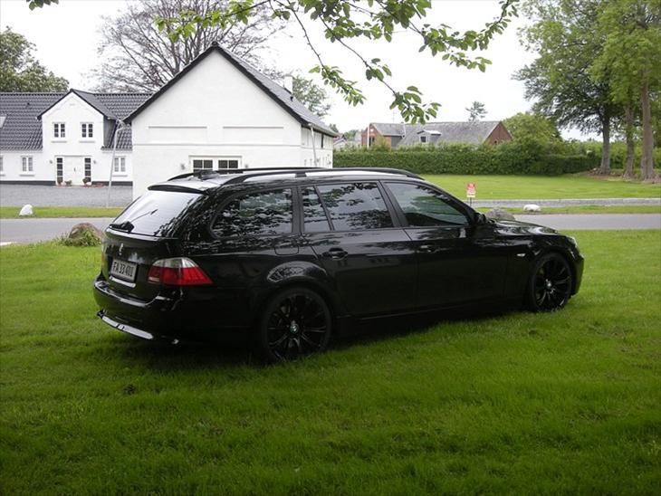 bmw 525d e61 2004 bilen har alt i udstyr bortse. Black Bedroom Furniture Sets. Home Design Ideas