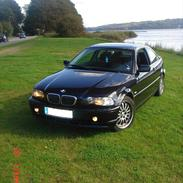 BMW E46 328Ci - Black Hawk