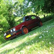 VW Golf 2 GTD $SOLGT$