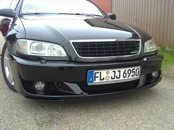 Opel Omega B Wagon Executive billede 16