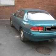 Mazda 626 SLOGT :(