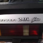 Ford Granada 2,8I Ghia V6 Aut.