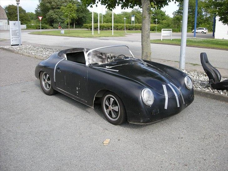 porsche 356 speedster replika solgt billeder af. Black Bedroom Furniture Sets. Home Design Ideas