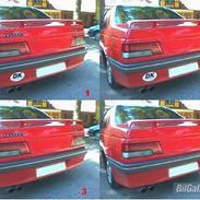 Peugeot 405 MI16 *RIP*