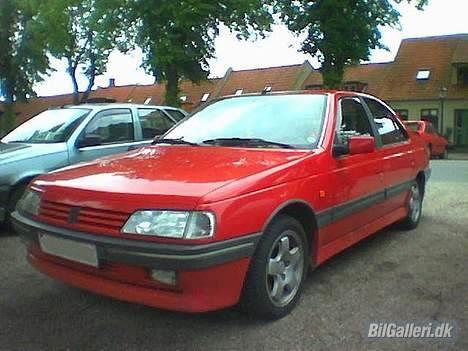 Peugeot 405 MI16 *RIP* - således ser hun ud...således kører hun billede 1