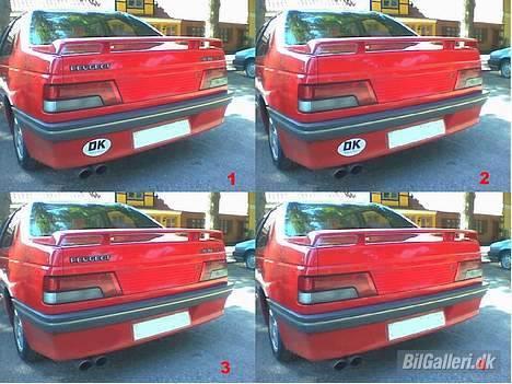 Peugeot 405 MI16 *RIP* - hvad er pænest billede 2