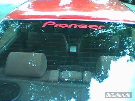 Peugeot 405 MI16 *RIP* - ja det var bare en prøve... de bogstaver er fjernet igen billede 3
