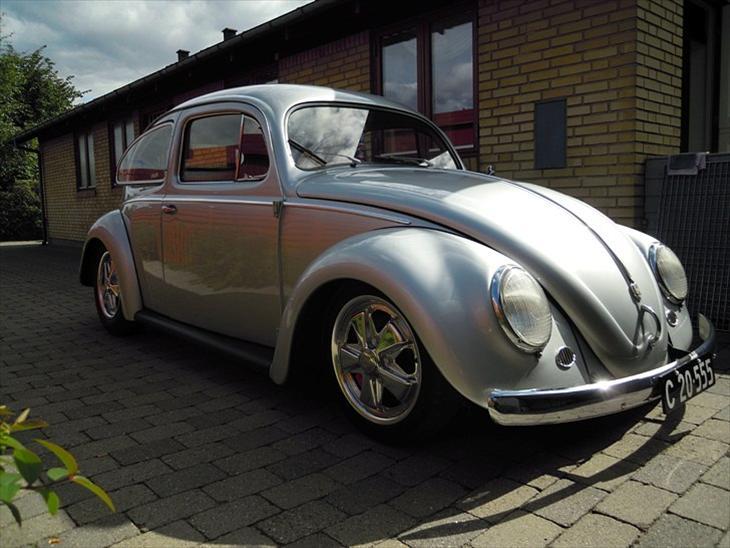 VW bobbel - 1955