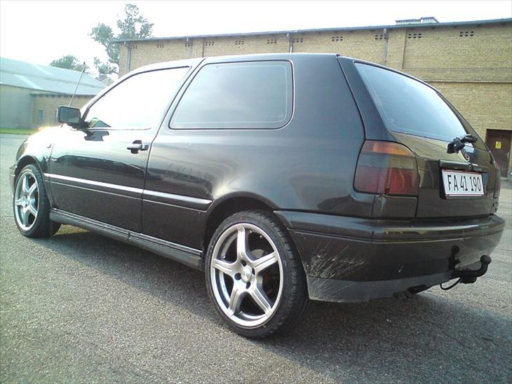 vw golf 3 gt tdi 110 special 1997 k rer super godt starter perf. Black Bedroom Furniture Sets. Home Design Ideas