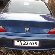 Peugeot 406 st  SOLGT