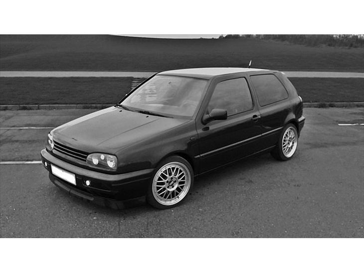 vw golf 3 vr6 syncro 1996 ingen rust i bilen da den er. Black Bedroom Furniture Sets. Home Design Ideas