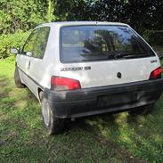 Peugeot 106  skrottet