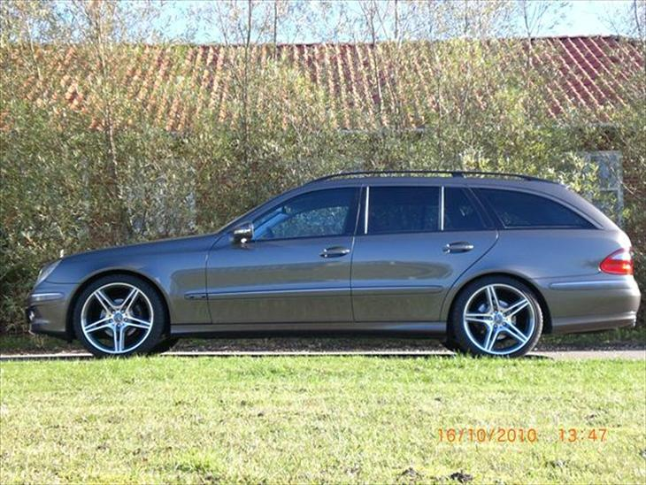 Mercedes benz e280 cdi stc solgt 2008 kanon familebil for Mercedes benz text