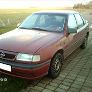 Opel vectra a byttet