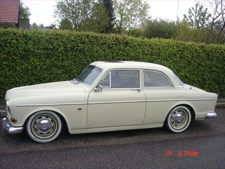 Volvo Amazon Solgt 1966 Efter 5 229 Rs Ejerskab Skal Den