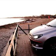 Peugeot 206 Projekt SOLGT