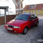 Ford Fiesta SOLGT