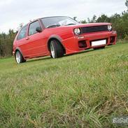 VW *Golf 2 *Solgt*