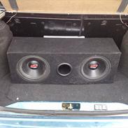 Ford Escort CLX MK5 - Udbrændt :'-(