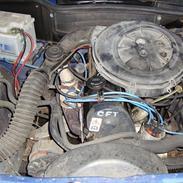 Ford Sierra 1,6 Laser. SOLGT.