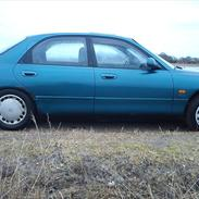 Mazda 626 1.8i GLX Skrottet.